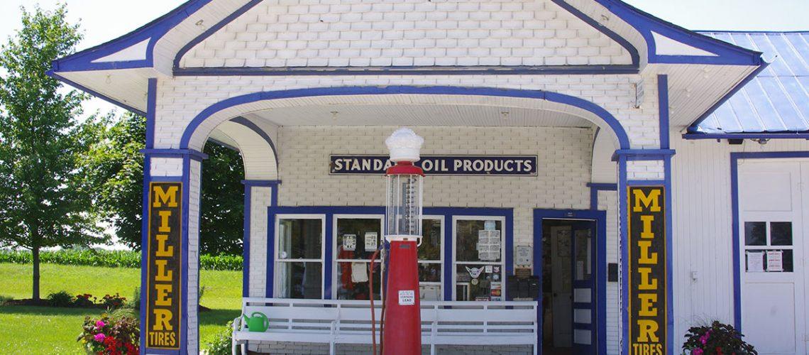 bensinstasjon R66